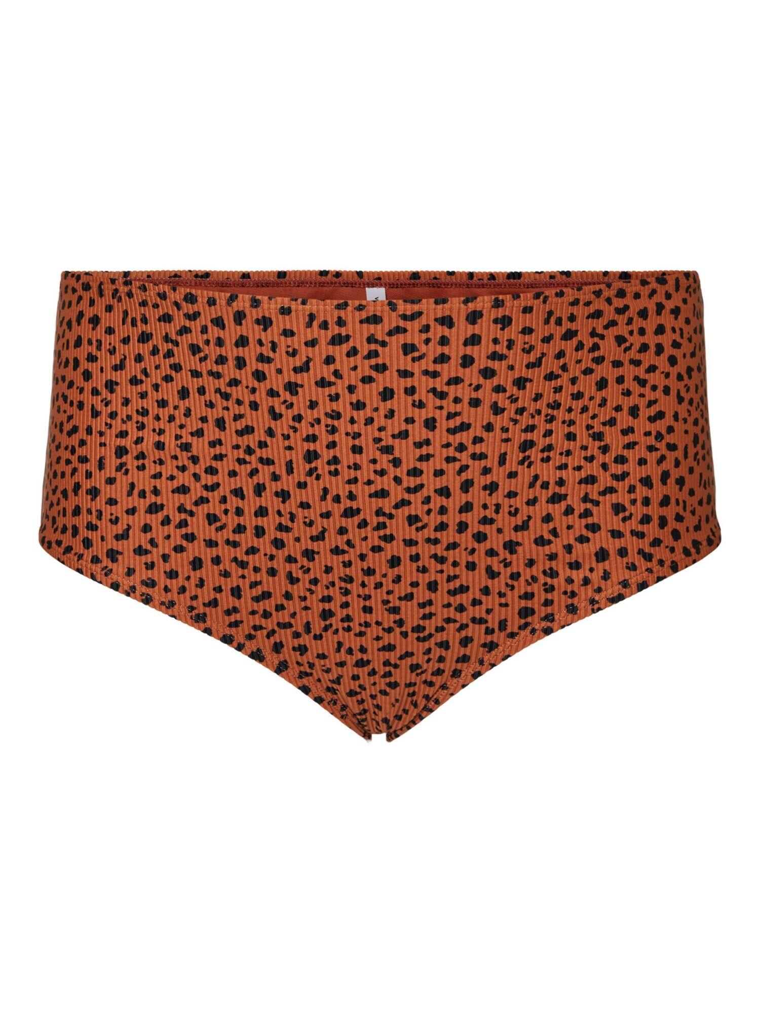 Vero Moda Curve Bas de bikini 'Madison'  - Marron - Taille: 6XL - female