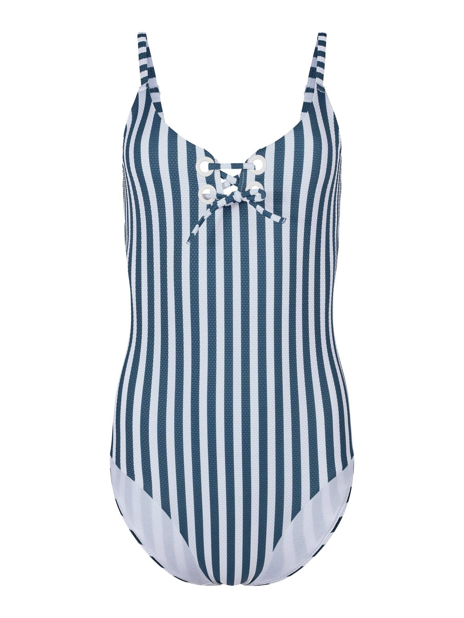 Skiny Maillot de bain 'Surf Girl'  - Bleu - Taille: 38 - female