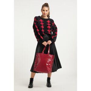 myMo ROCKS Cabas  - Rouge - Taille: One Size - female - Publicité