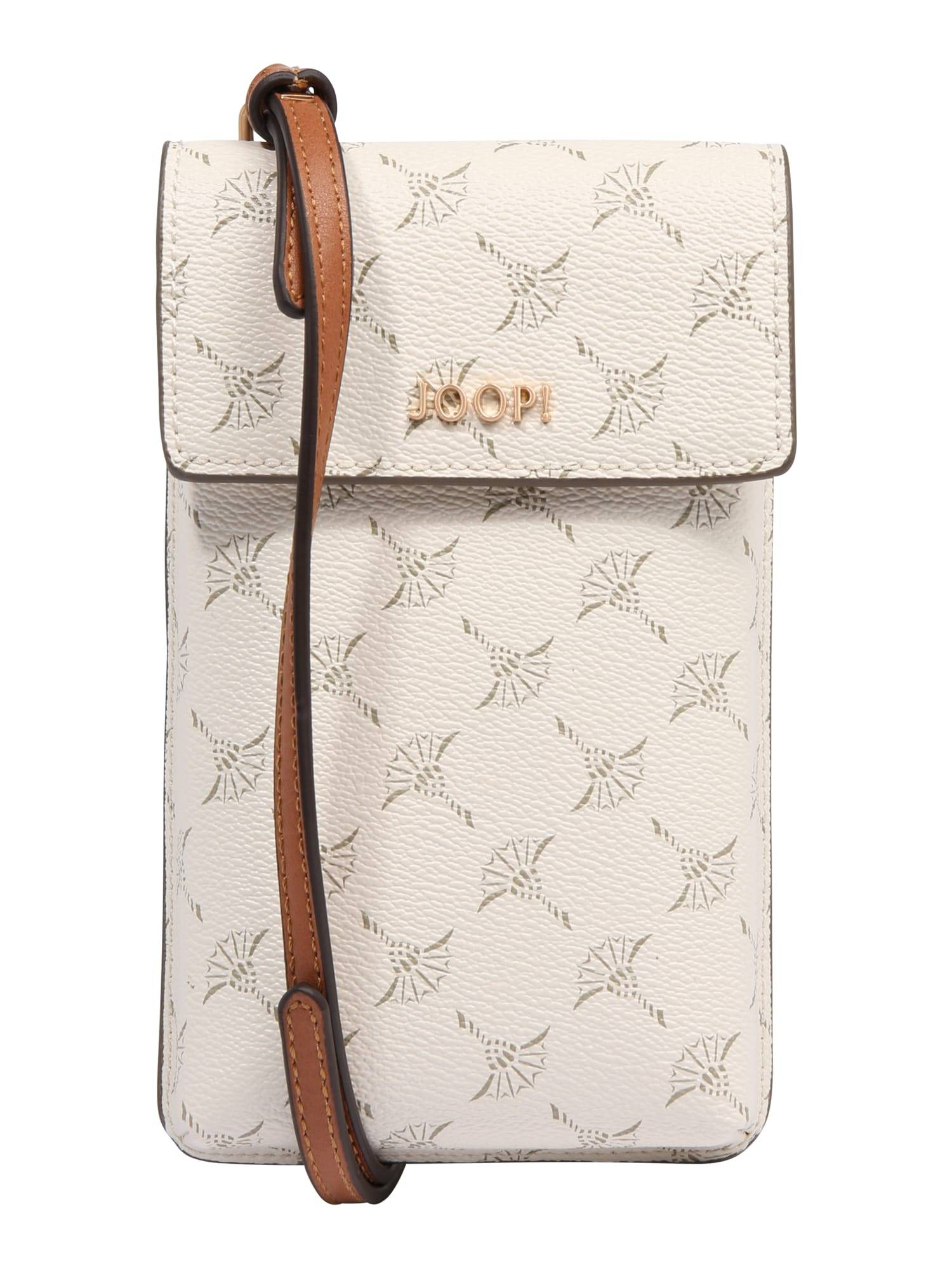 JOOP! Protection pour smartphone 'Pippa'  - Blanc - Taille: One Size - female