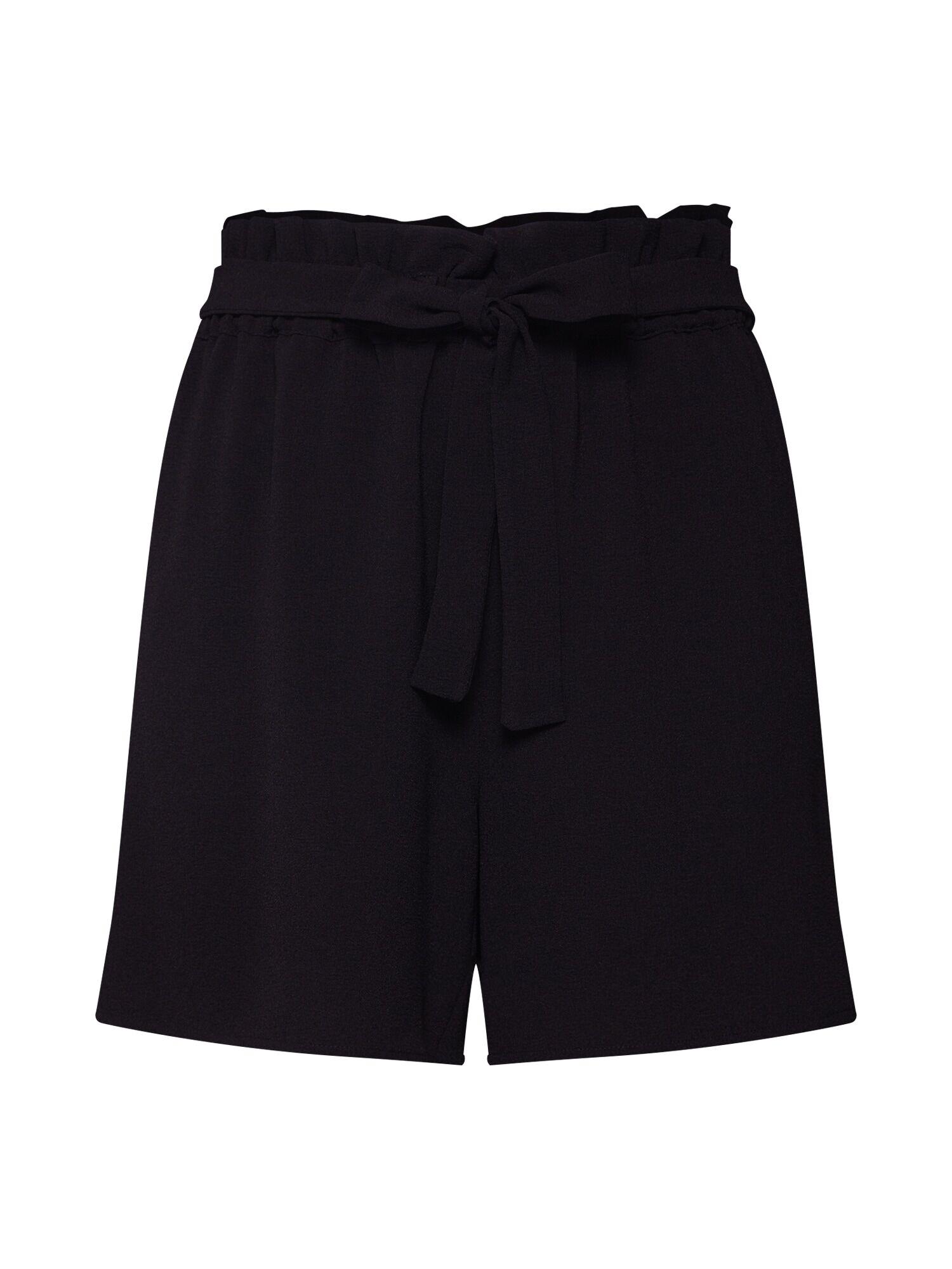ONLY Pantalon à pince 'Turner'  - Noir - Taille: 34 - female