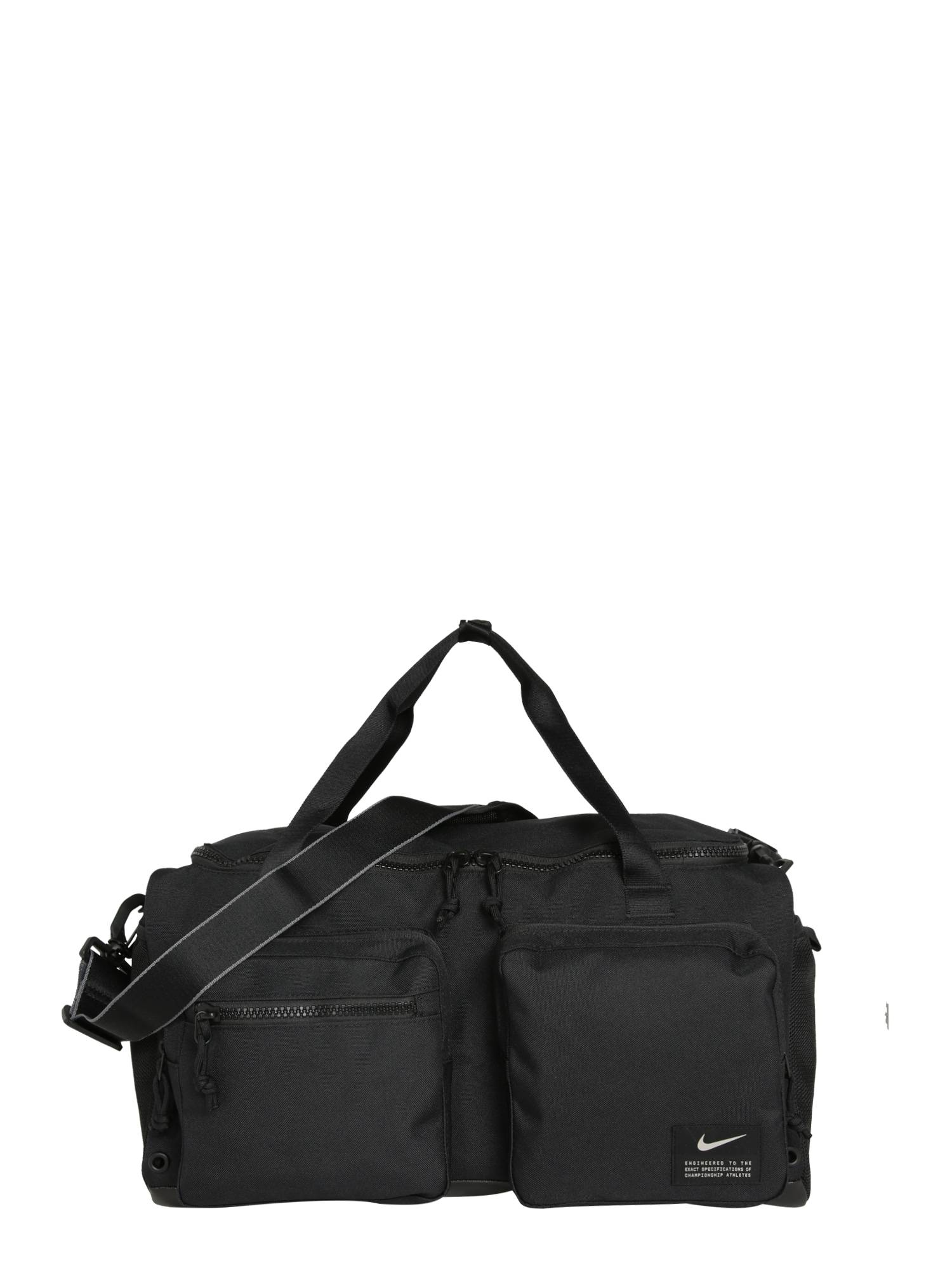 NIKE Sac de sport 'Utility Power'  - Noir - Taille: Taille unique - male