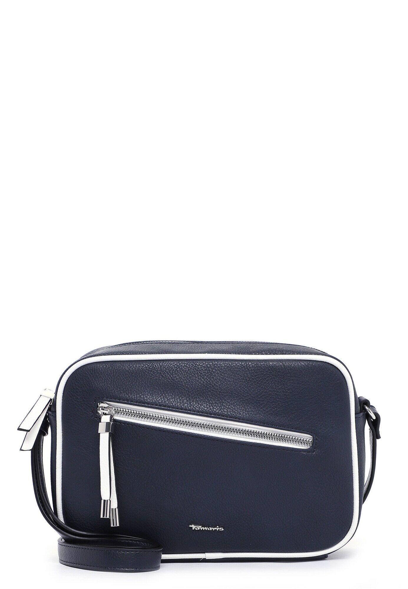 TAMARIS Sac à bandoulière 'Corrina'  - Bleu - Taille: One Size - female