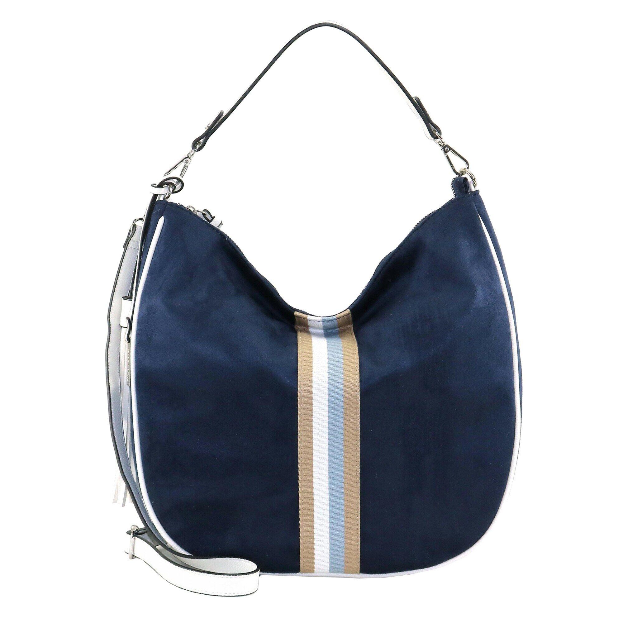 TAMARIS Sacs à main 'Cora'  - Bleu - Taille: One Size - female