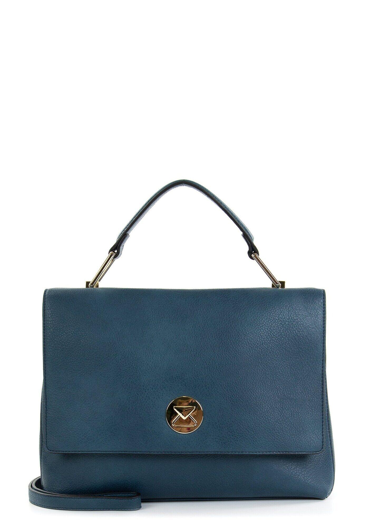 TAMARIS Sac à bandoulière 'Dagmara'  - Bleu - Taille: One Size - female