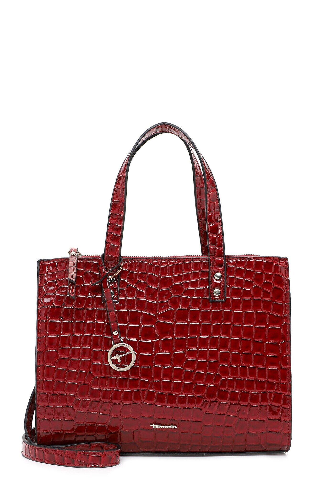 TAMARIS Sacs à main 'Diana'  - Rouge - Taille: One Size - female