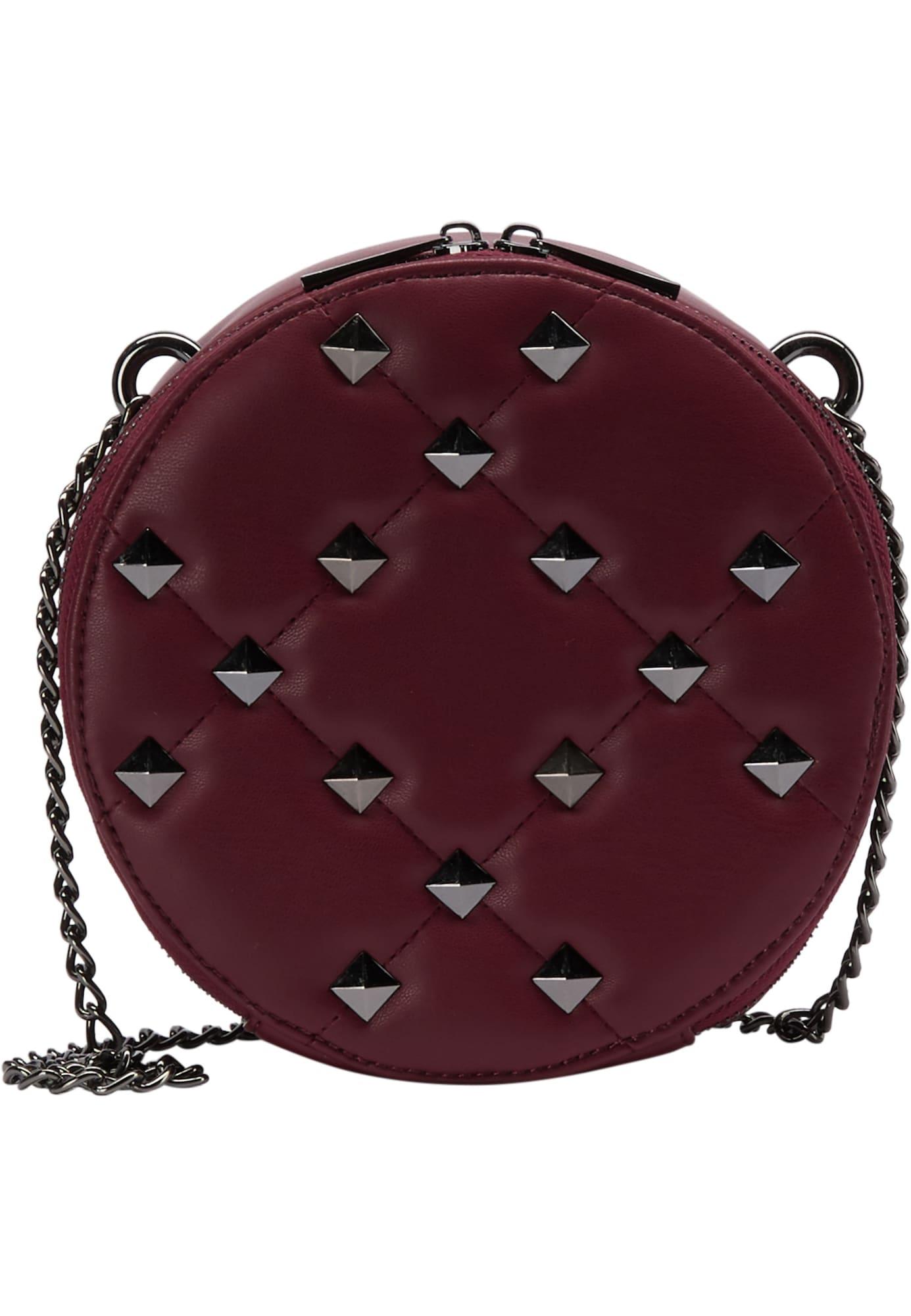 myMo ROCKS Sac à bandoulière  - Rouge - Taille: One Size - female