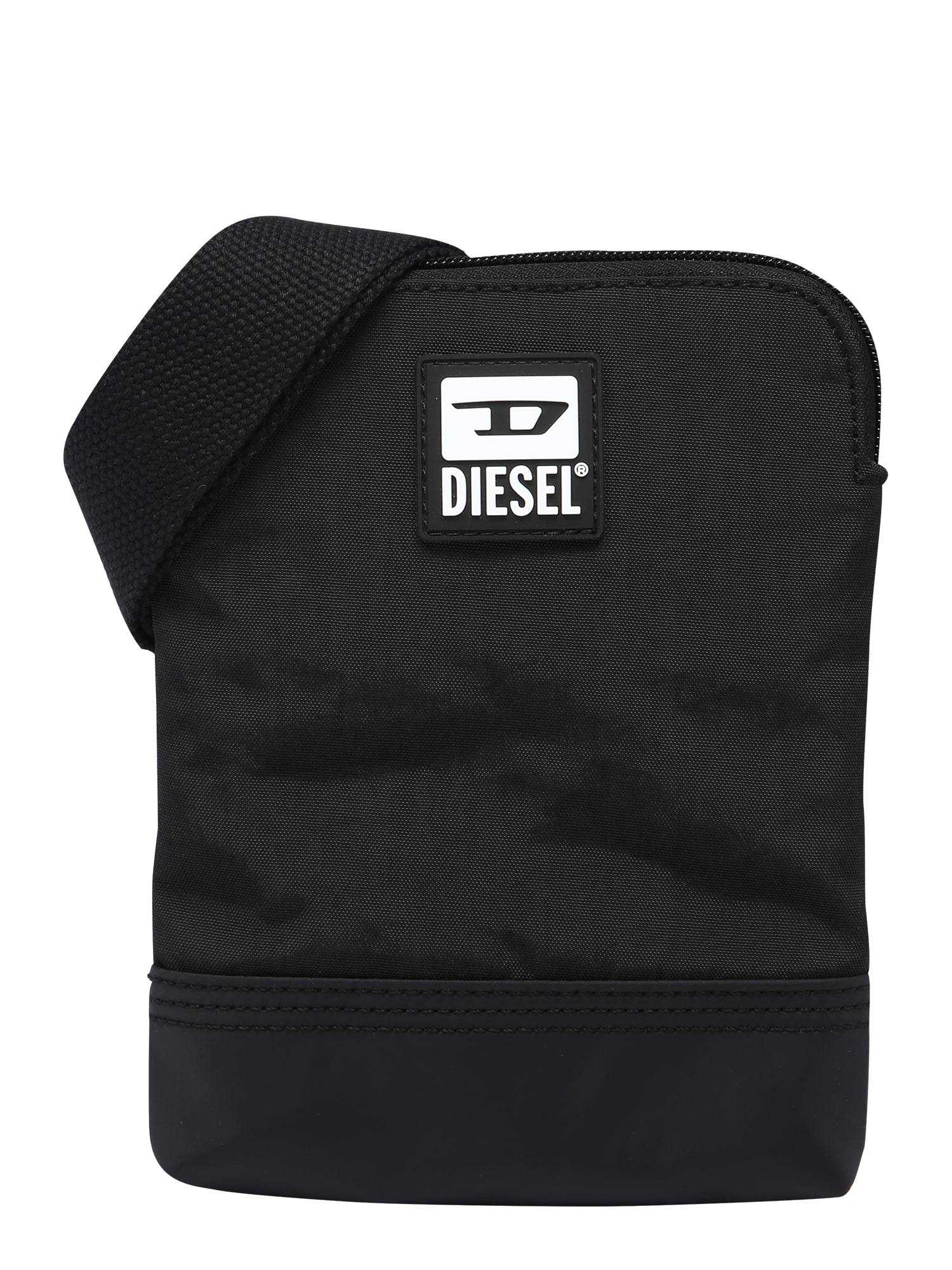 Diesel Sac à bandoulière 'VYGA'  - Noir - Taille: One Size - male
