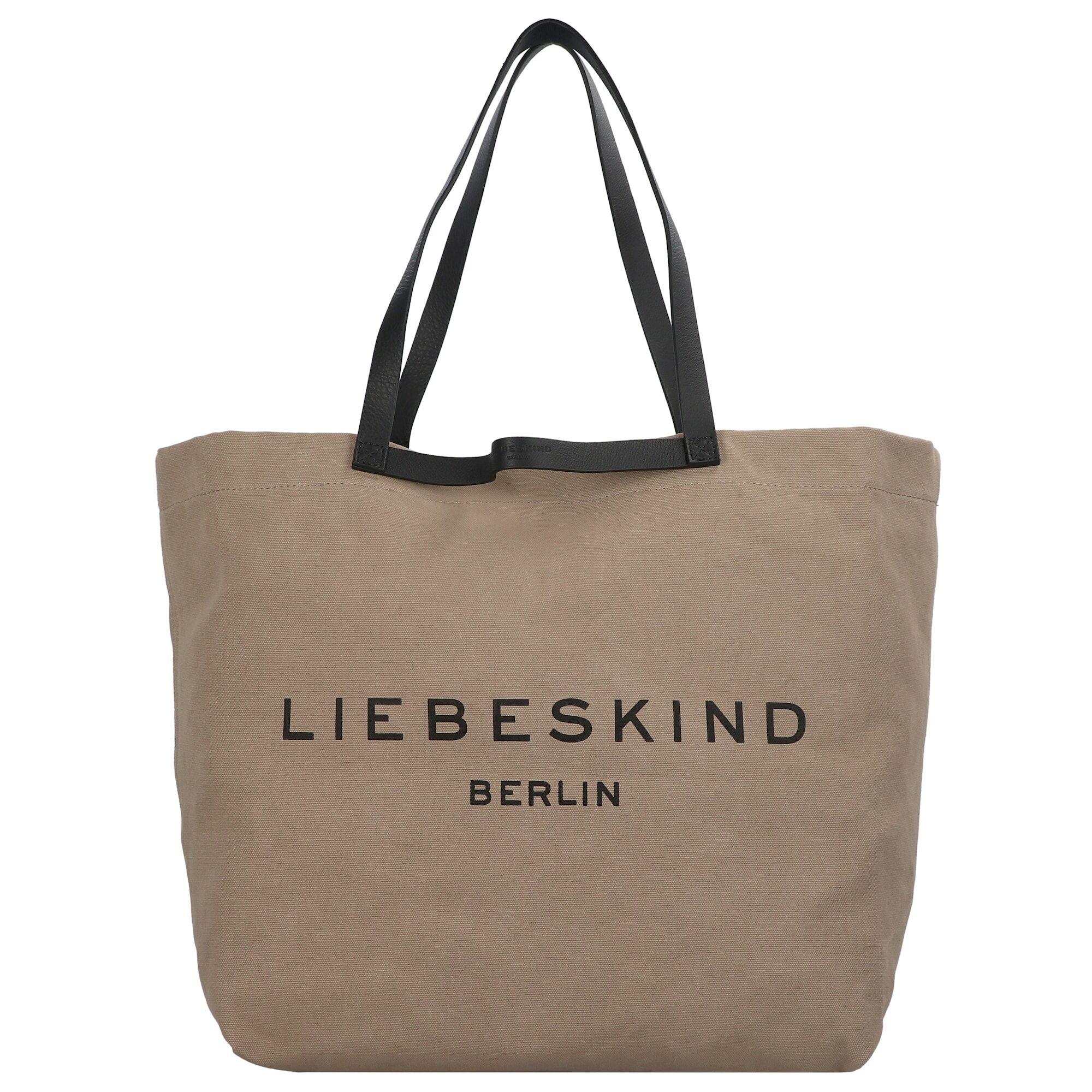 Liebeskind Berlin Cabas 'Aurora'  - Beige - Taille: 1 - female