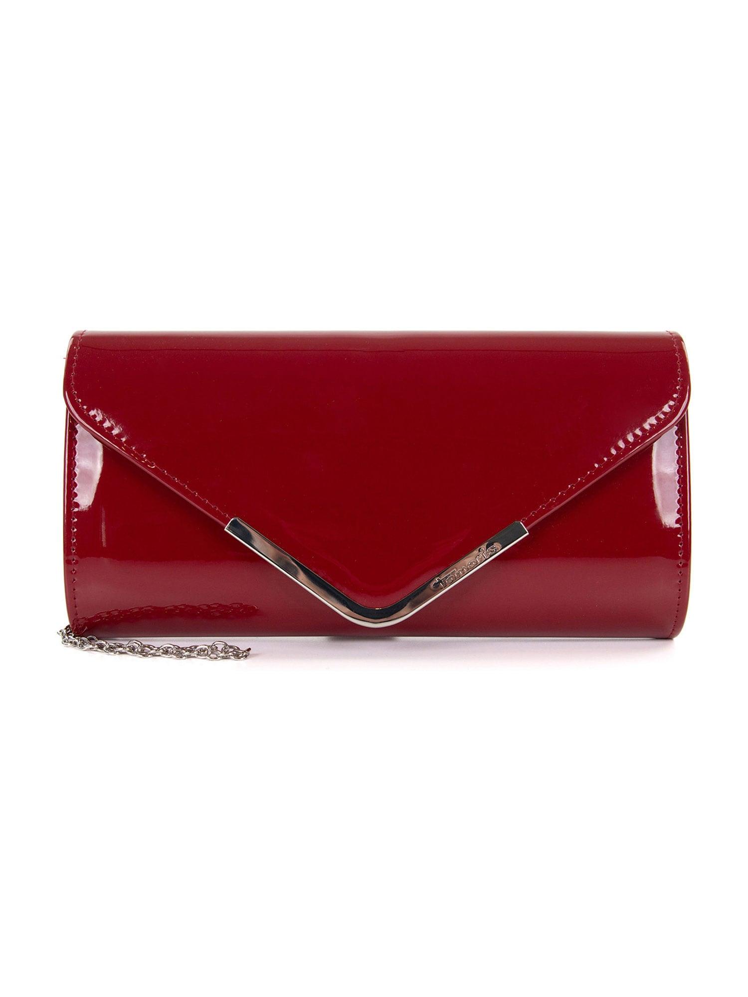 TAMARIS Pochette 'Amalia'  - Rouge - Taille: One Size - female