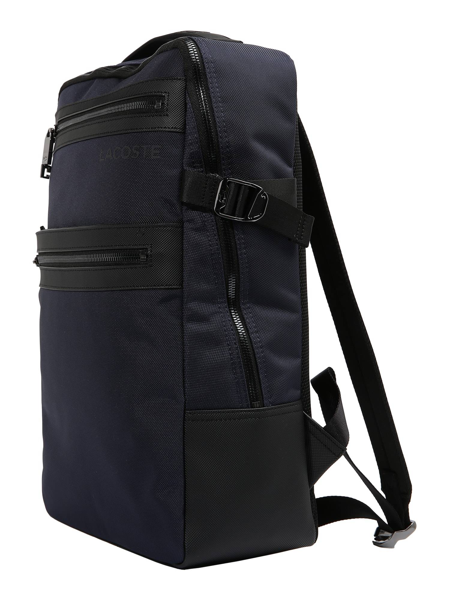 LACOSTE Sac à dos 'On The Go'  - Bleu - Taille: One Size - male