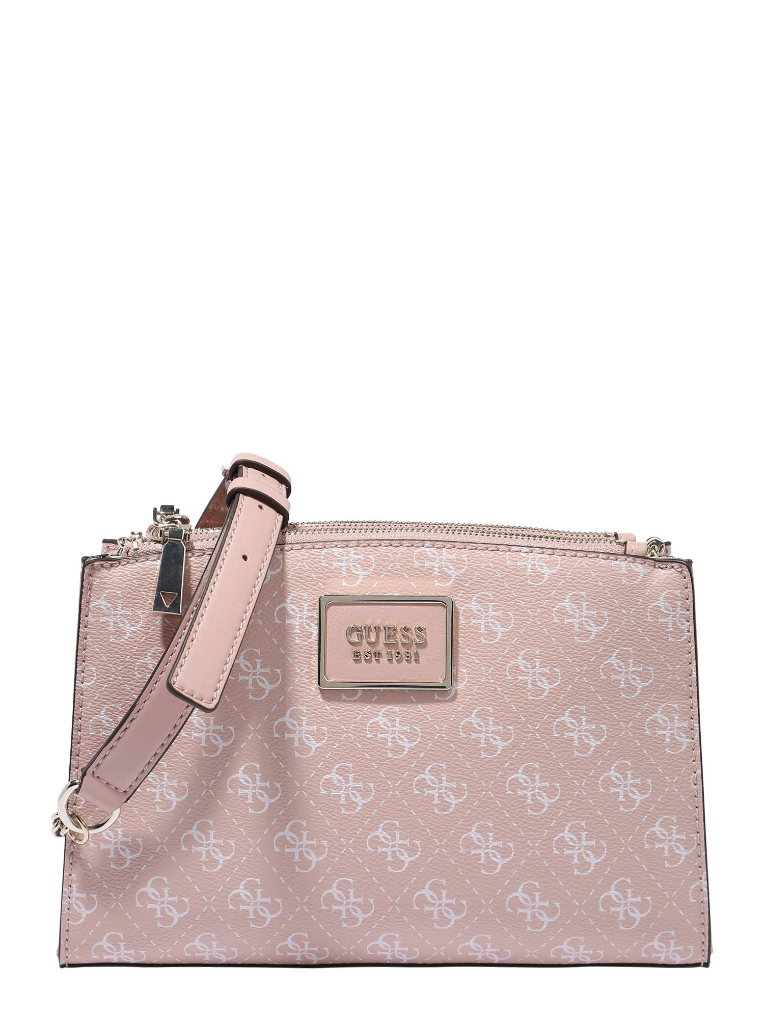 GUESS Sac à bandoulière 'Tyren'  - Rose - Taille: One Size - female