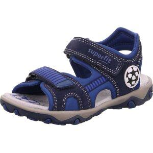 SUPERFIT Chaussures ouvertes 'Mike'  - Bleu - Taille: 31 - boy - Publicité