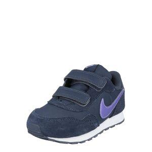 Nike Sportswear Baskets 'MD Valiant'  - Bleu - Taille: 6C - boy - Publicité