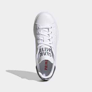 ADIDAS ORIGINALS Baskets 'Stan Smith'  - Blanc - Taille: 4 - boy - Publicité