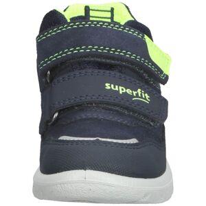 SUPERFIT Baskets  - Bleu - Taille: 27 - boy - Publicité