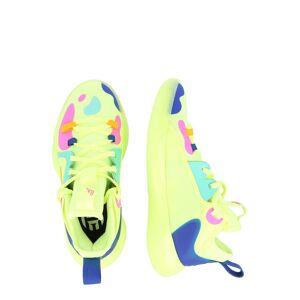 ADIDAS PERFORMANCE Chaussure de sport 'Harden Stepback 2'  - Jaune - Taille: 4 - boy - Publicité