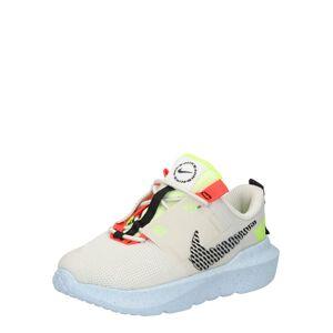 Nike Sportswear Baskets 'Crater Impact'  - Beige - Taille: 3C - boy - Publicité