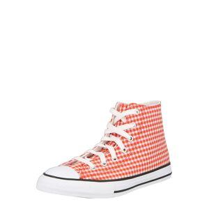 CONVERSE Baskets 'CTAS'  - Orange - Taille: 31.5 - girl - Publicité