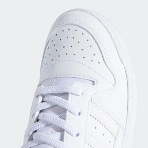 ADIDAS ORIGINALS Baskets 'Forum'  - Blanc - Taille: 1.5 - boy - Publicité