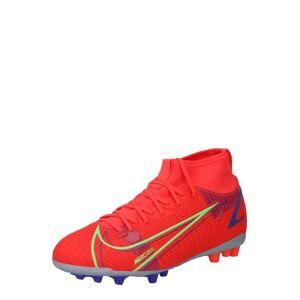 NIKE Chaussure de sport  - Rouge - Taille: 5.5Y - boy - Publicité