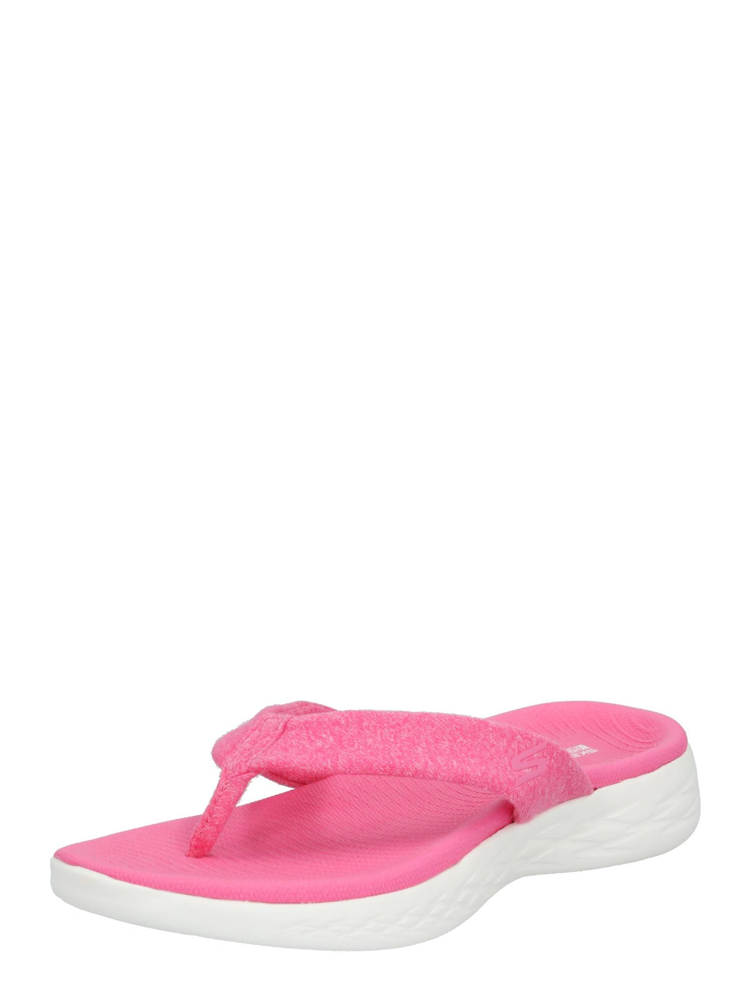 SKECHERS Séparateur d'orteils 'On-The -Go 600 Best Liked'  - Rose - Taille: 37 - female