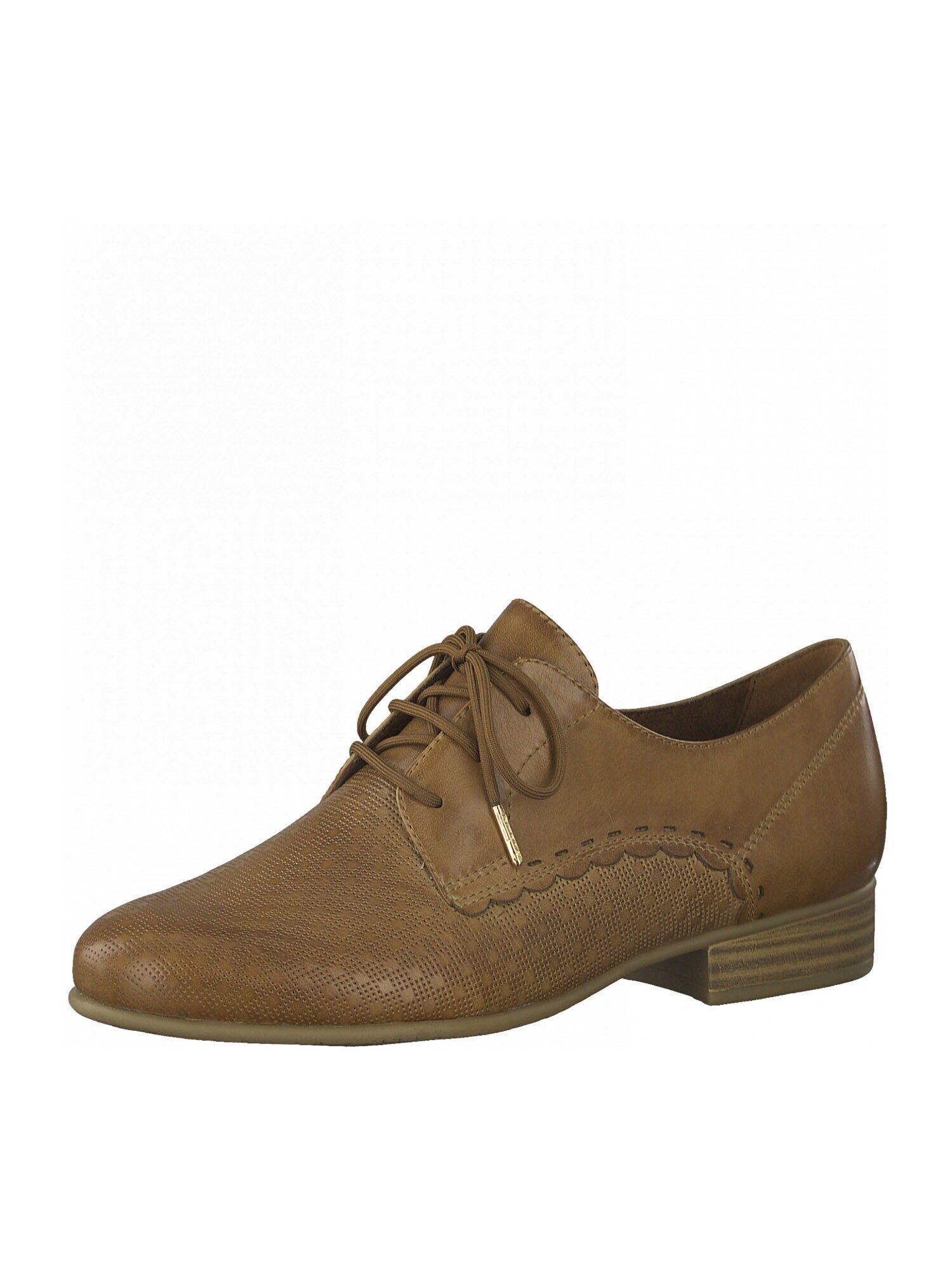 TAMARIS Chaussure à lacets  - Marron - Taille: 40 - female