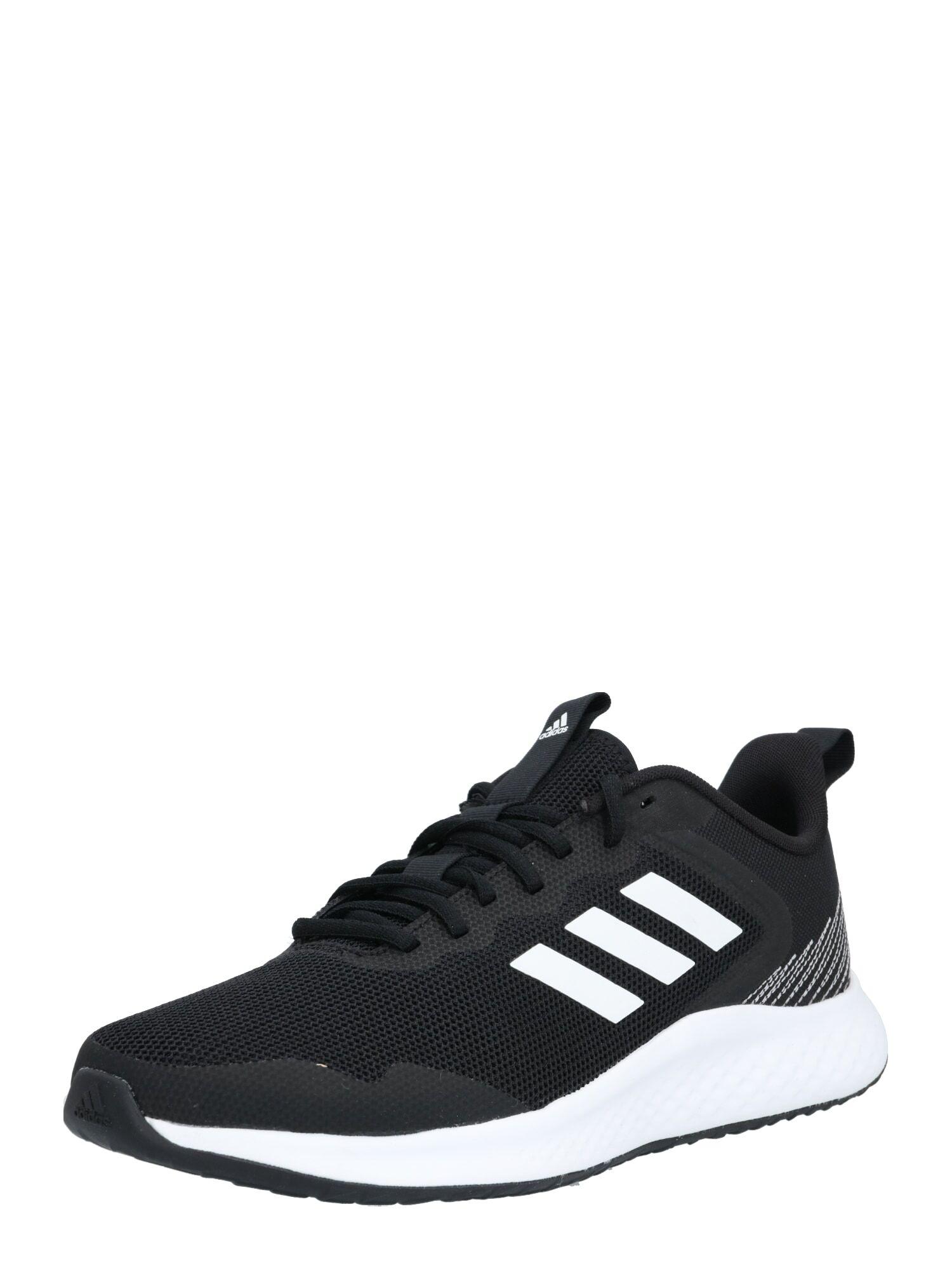 ADIDAS PERFORMANCE Chaussure de course 'Fluid Street'  - Noir - Taille: 10.5 - male