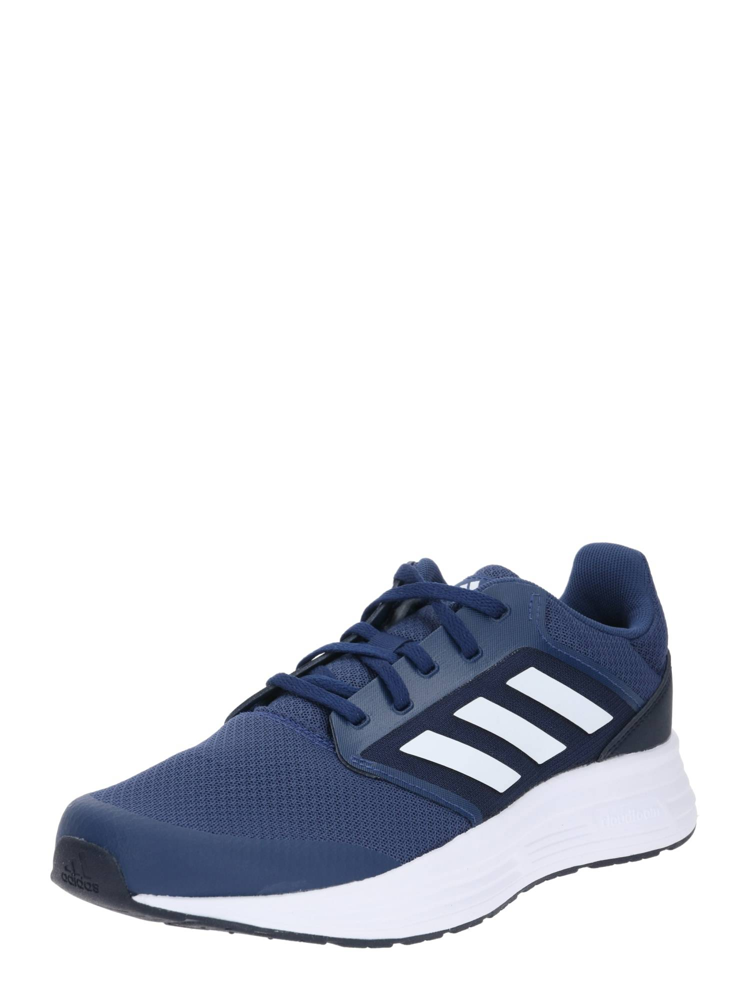 ADIDAS PERFORMANCE Chaussure de course 'Galaxy 5'  - Bleu - Taille: 43-43.5 - male