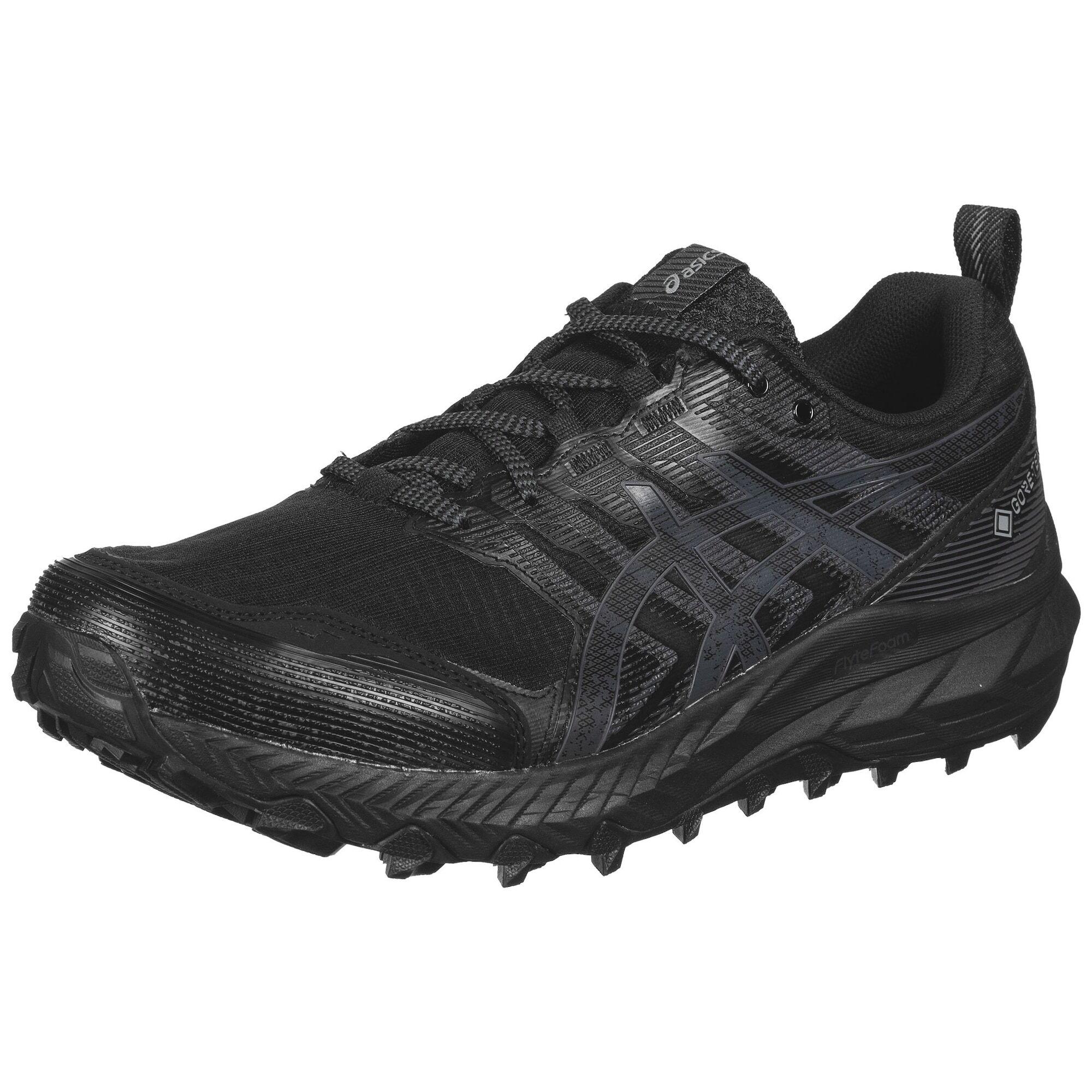 Asics Chaussure de course ' Fujitrabuco 09 G-TX '  - Noir - Taille: 46 - male