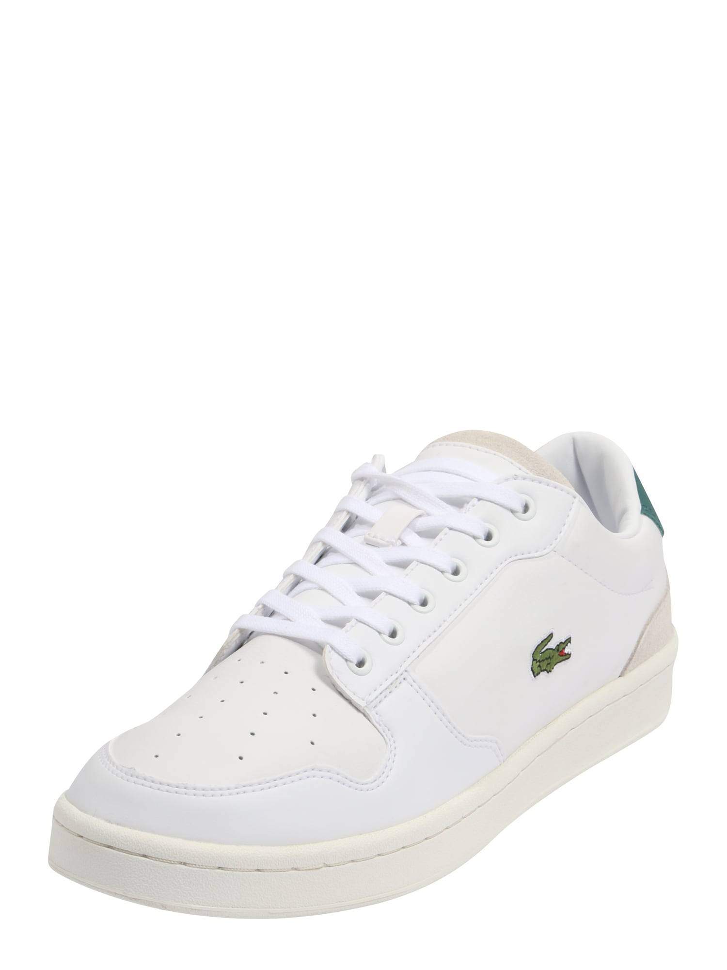 LACOSTE Baskets basses 'MASTERS CUP'  - Blanc - Taille: 47 - male