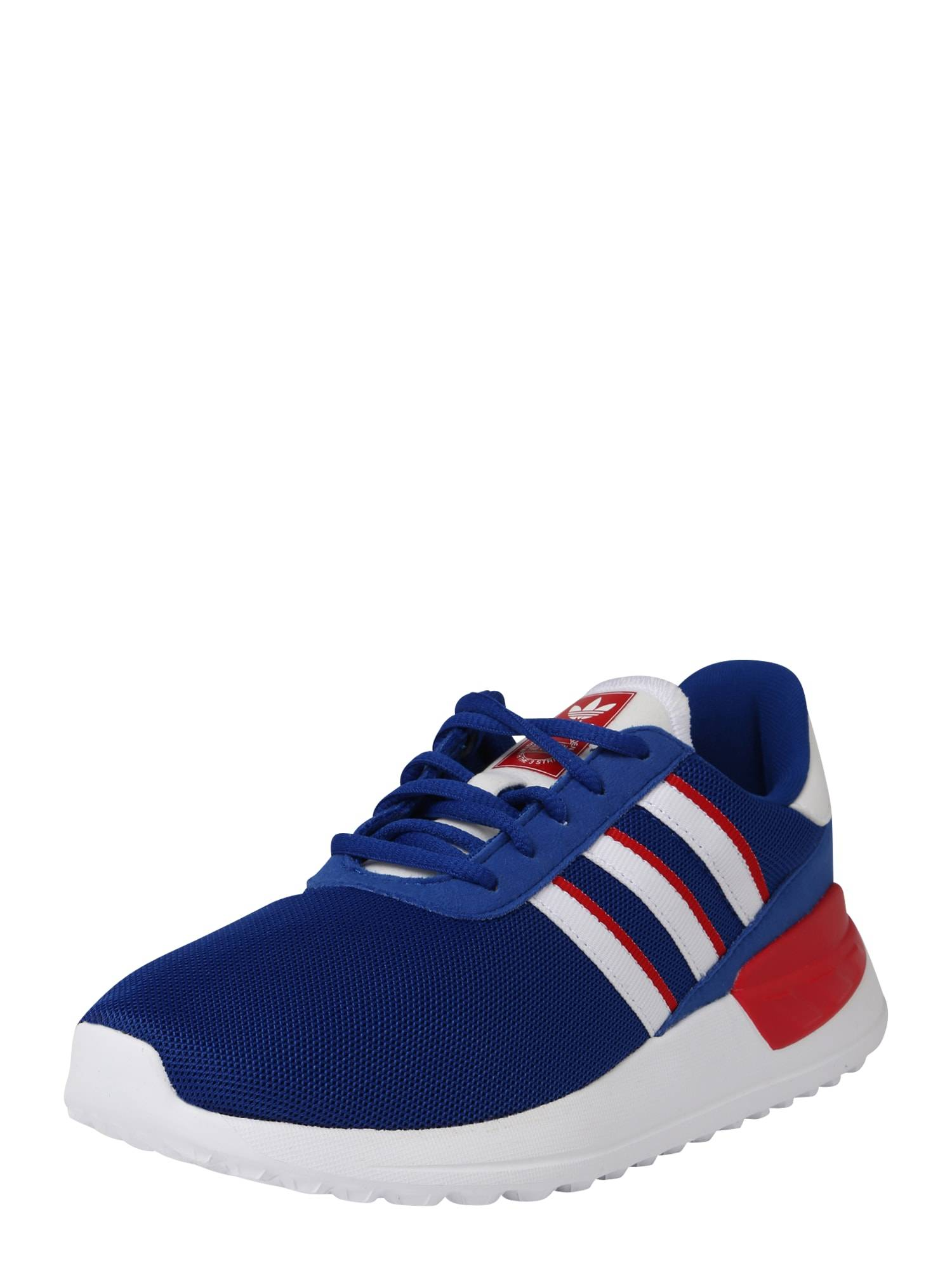 ADIDAS ORIGINALS Baskets 'LA TRAINER LITE C'  - Bleu - Taille: 33.5 - boy