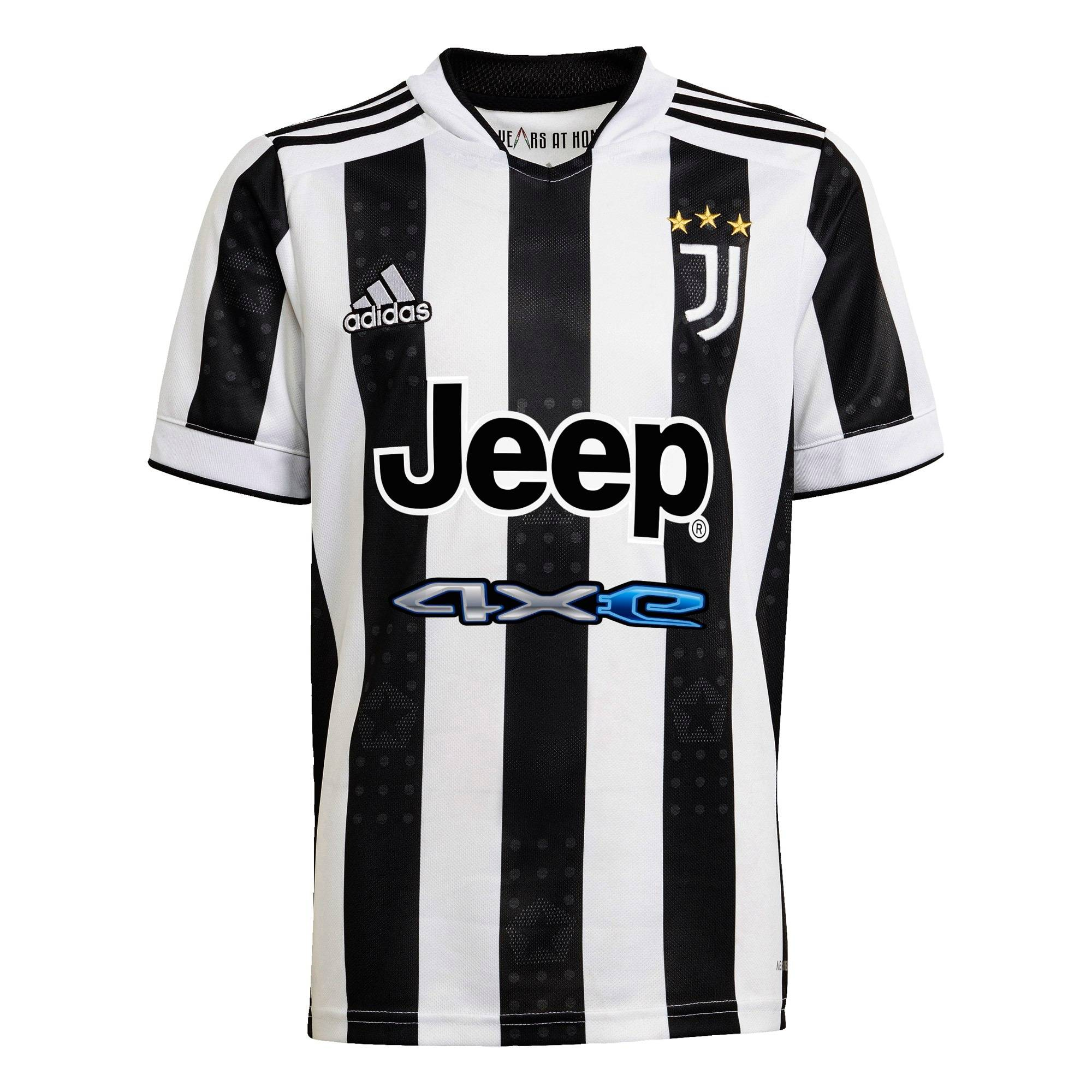 ADIDAS PERFORMANCE T-Shirt fonctionnel 'Juventus Turin 21/22'  - Blanc - Taille: 140 - boy