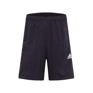ADIDAS PERFORMANCE Pantalon de sport  - Noir - Taille: M - male - Publicité