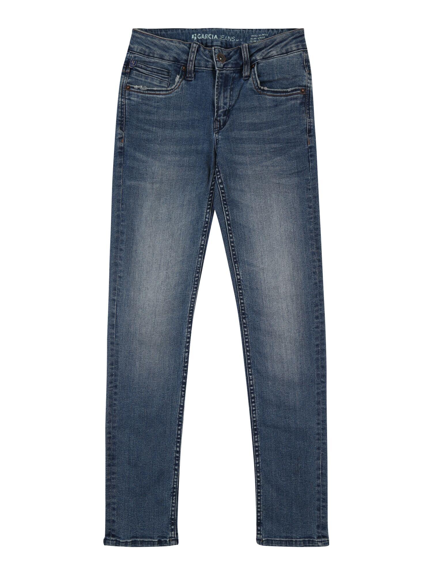 GARCIA Jean 'TAVIO'  - Bleu - Taille: 176 - boy