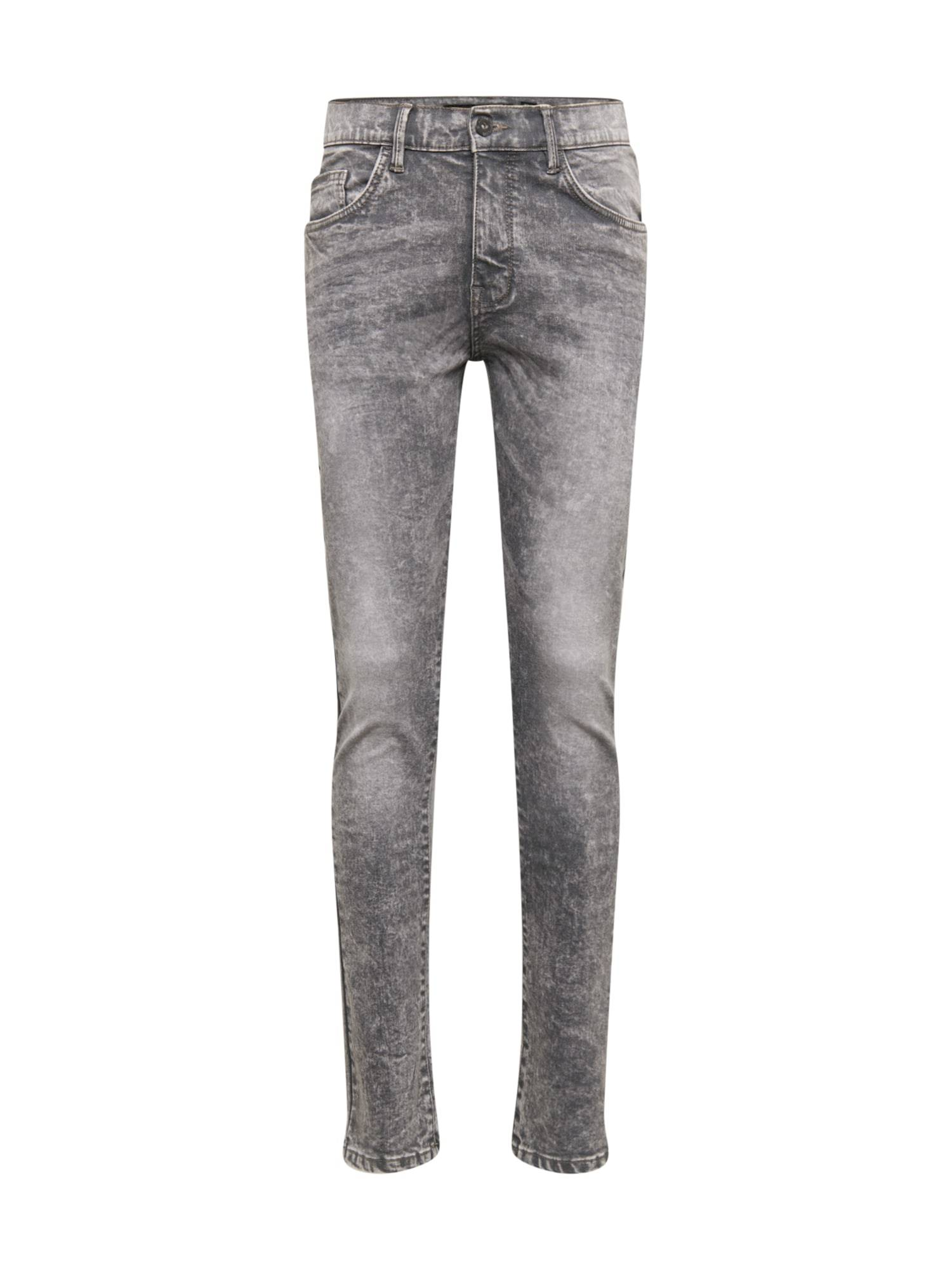 INDICODE JEANS Jean 'Culpeper'  - Gris - Taille: 36 - male