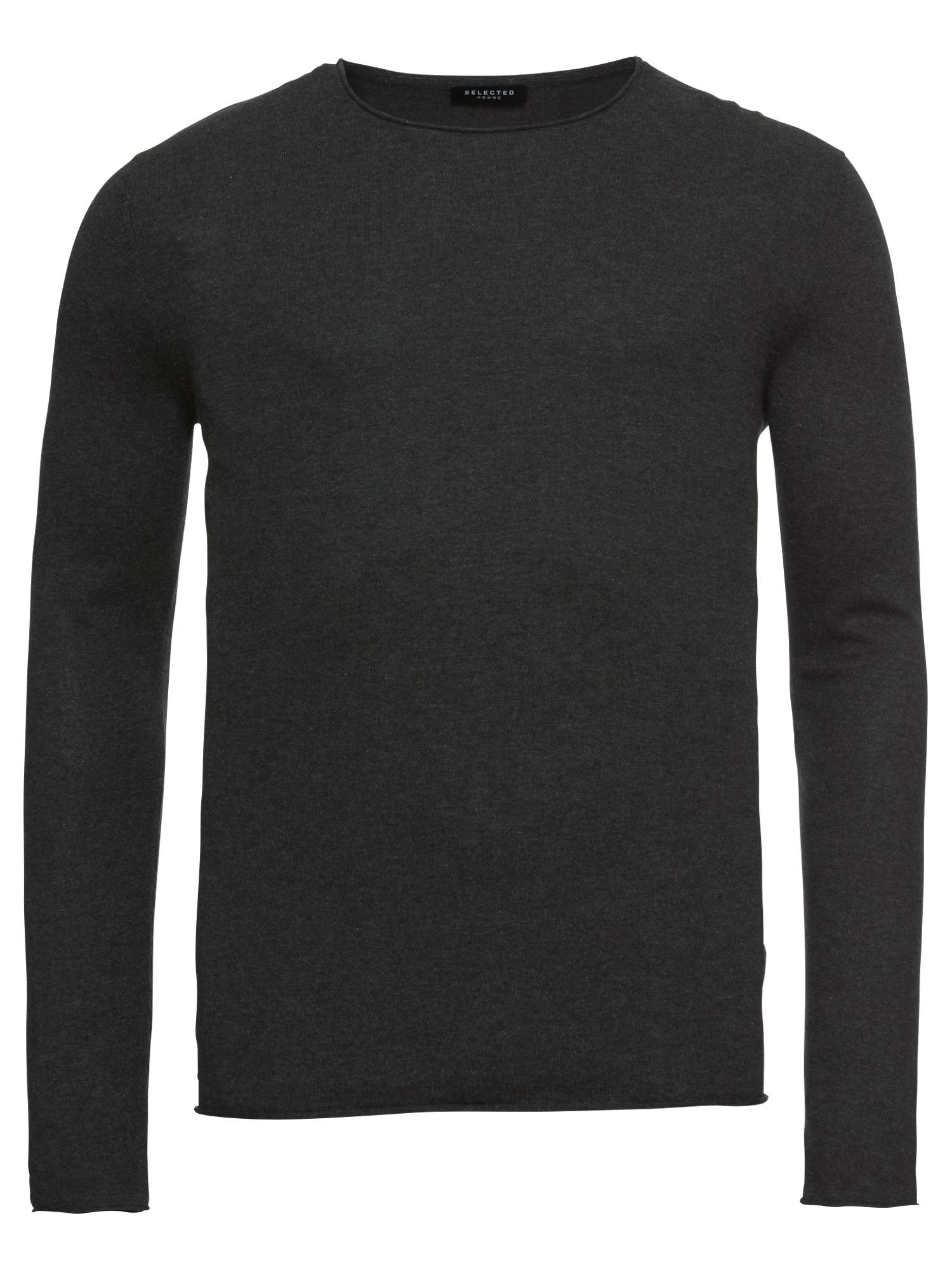 SELECTED HOMME Pull-over 'SHDDOME CREW NECK NOOS'  - Gris - Taille: S - male