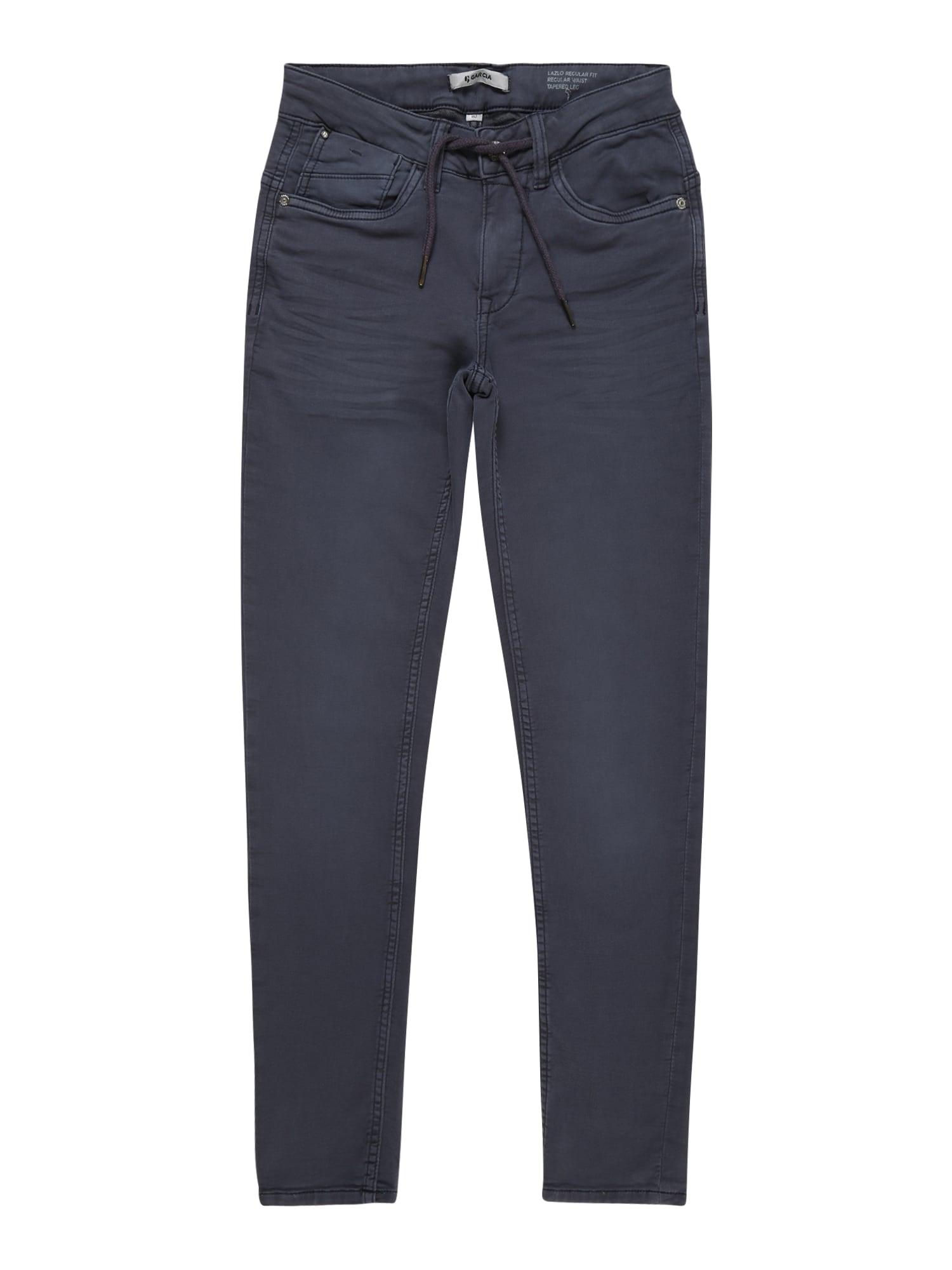 GARCIA Jean 'Lazlo'  - Bleu - Taille: 146 - boy