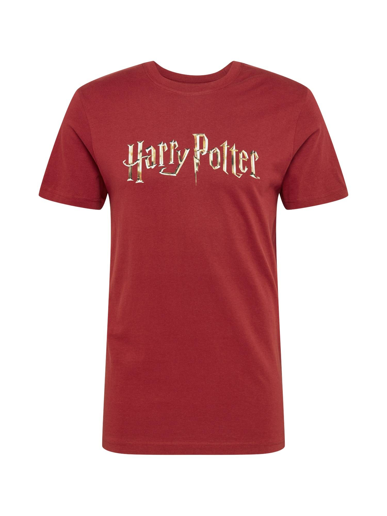 Tee T-Shirt 'Harry Potter'  - Rouge - Taille: L - male