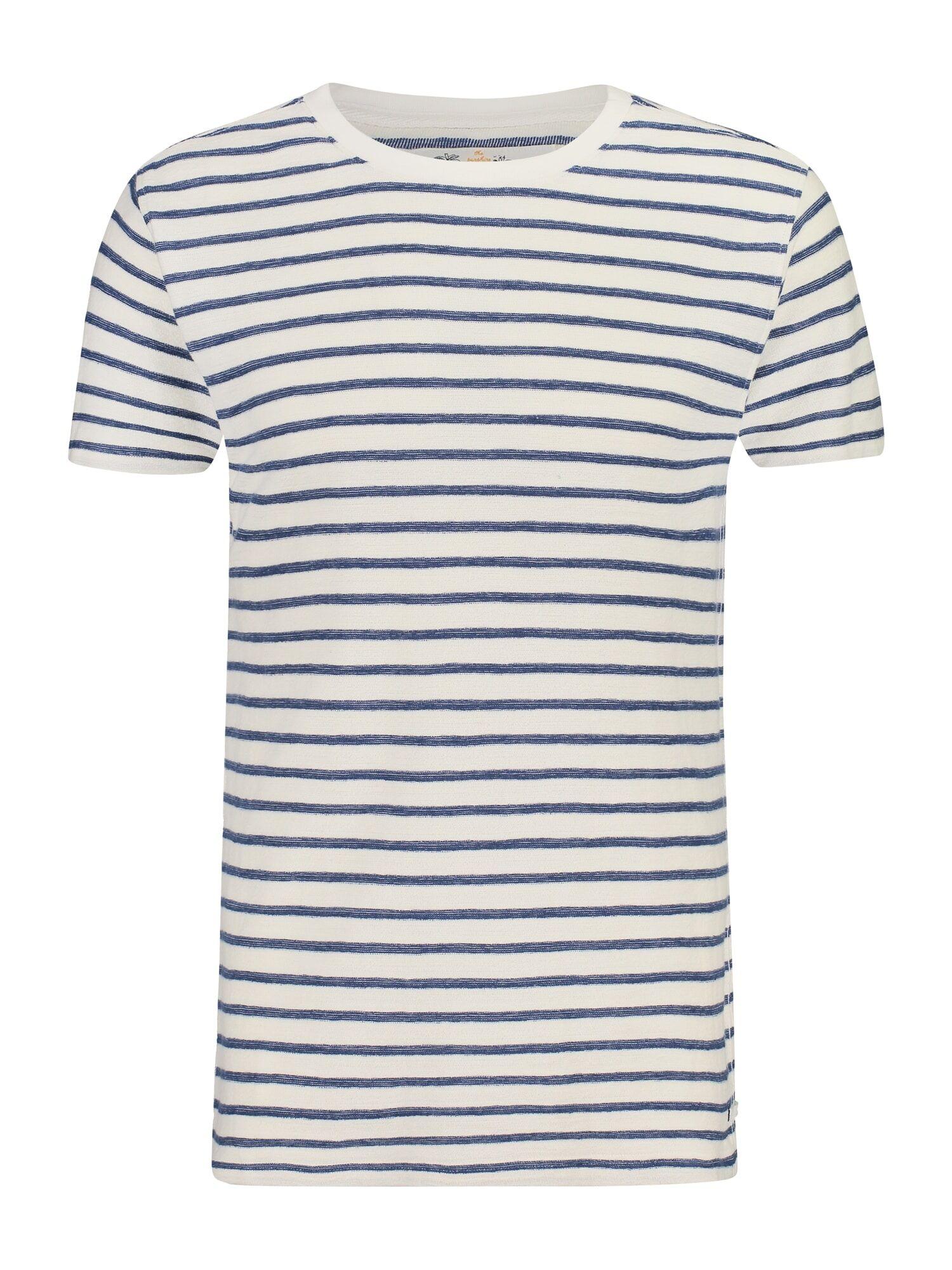 Shiwi T-Shirt 'Breton'  - Blanc - Taille: S - male