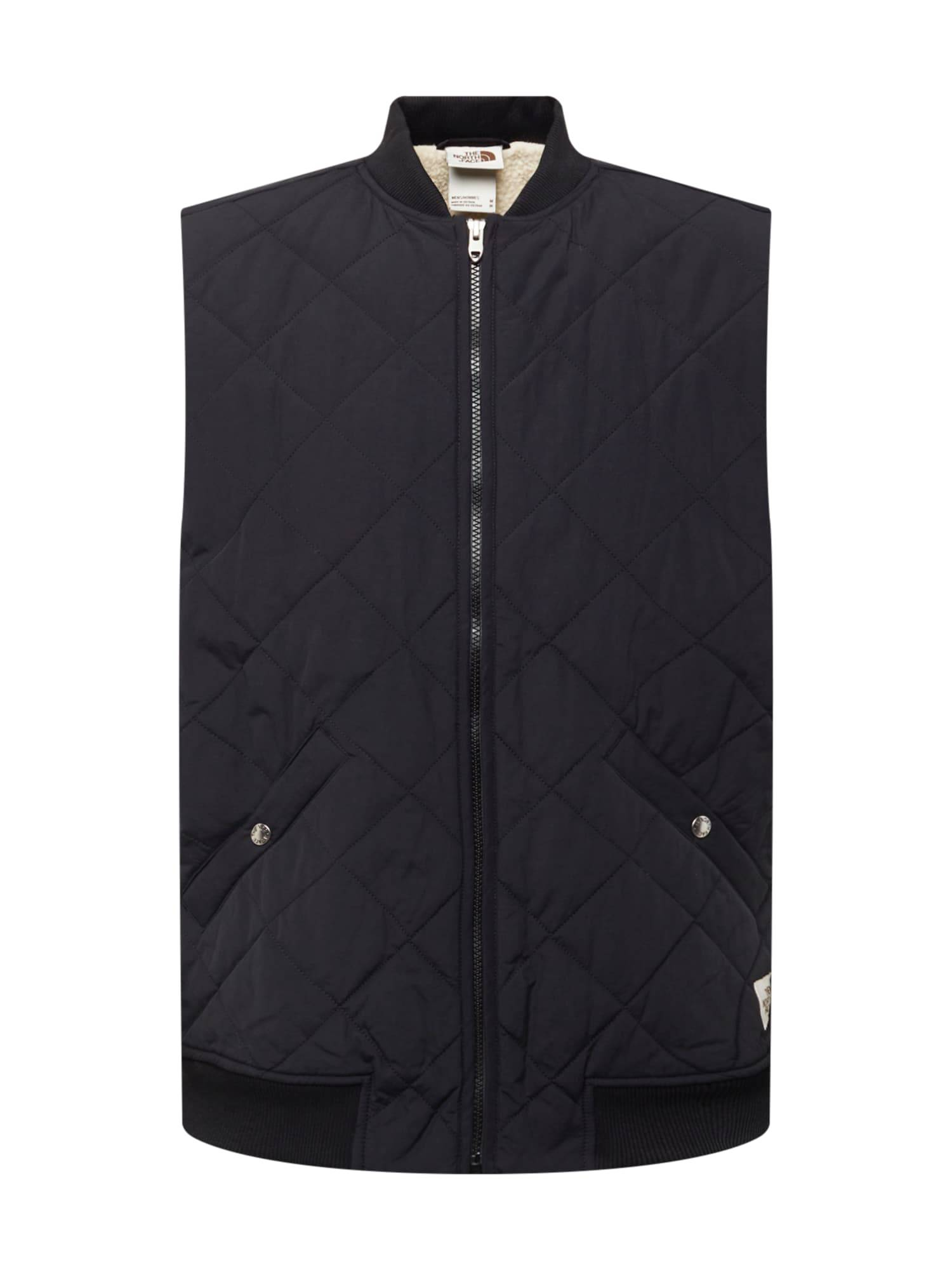 THE NORTH FACE Gilet  - Noir - Taille: XL - male