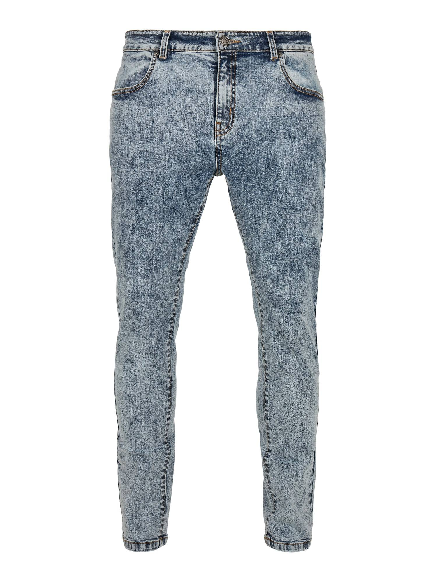 Urban Classics Jean  - Bleu - Taille: 31 - male