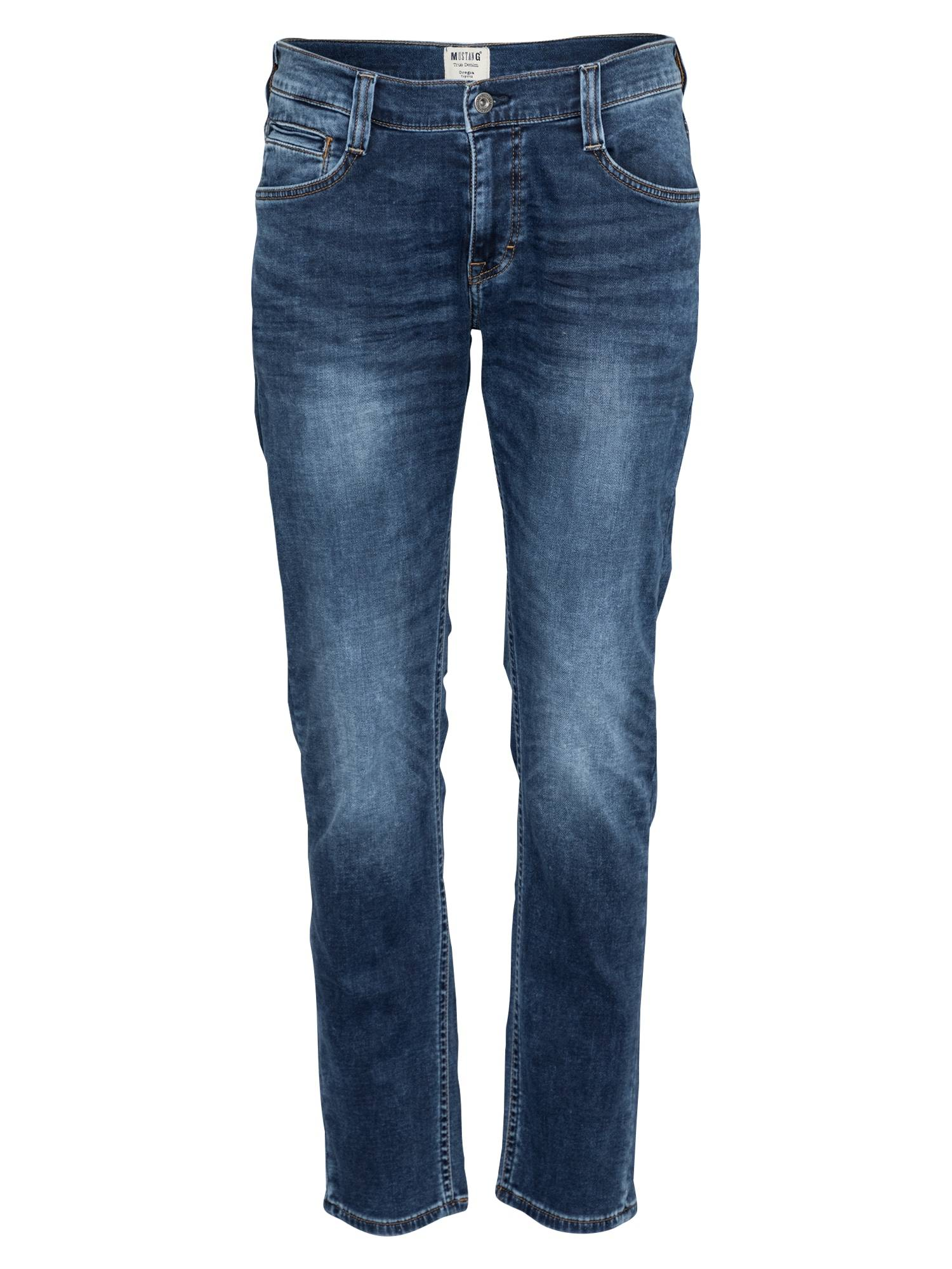 MUSTANG Jean 'Oregon'  - Bleu - Taille: 35 - male