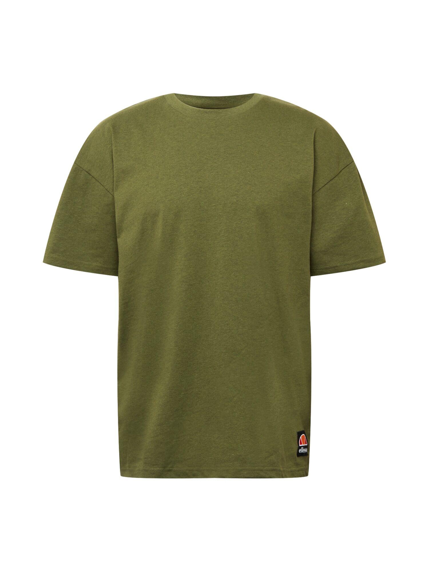 ELLESSE T-Shirt 'Avis'  - Vert - Taille: L - male