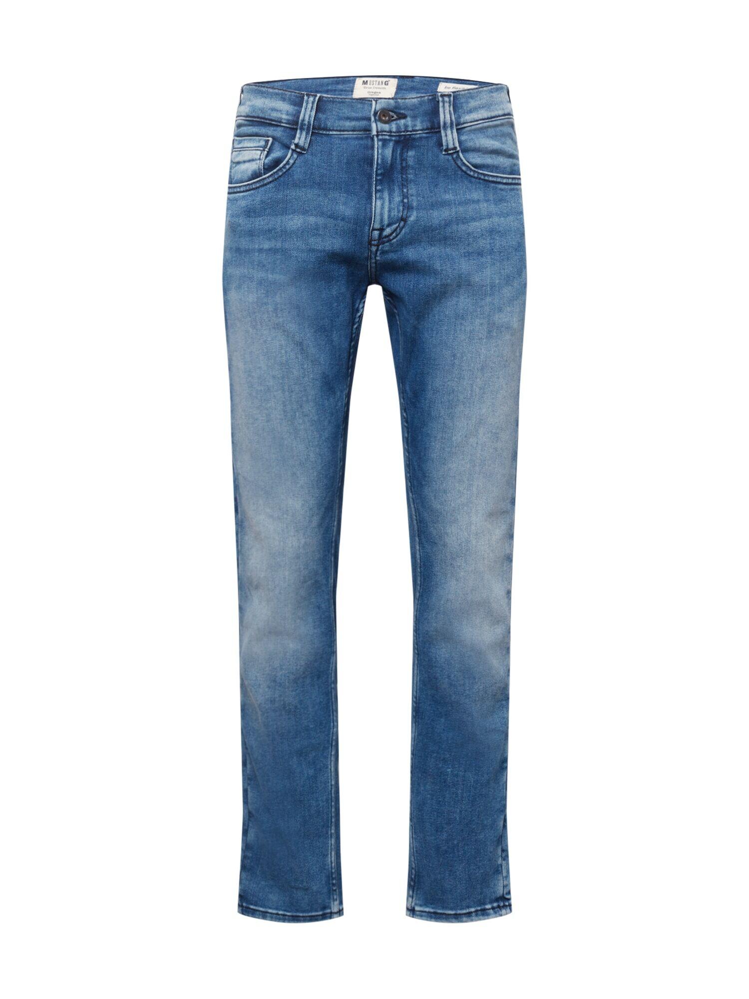 MUSTANG Jean 'Oregon'  - Bleu - Taille: 40 - male
