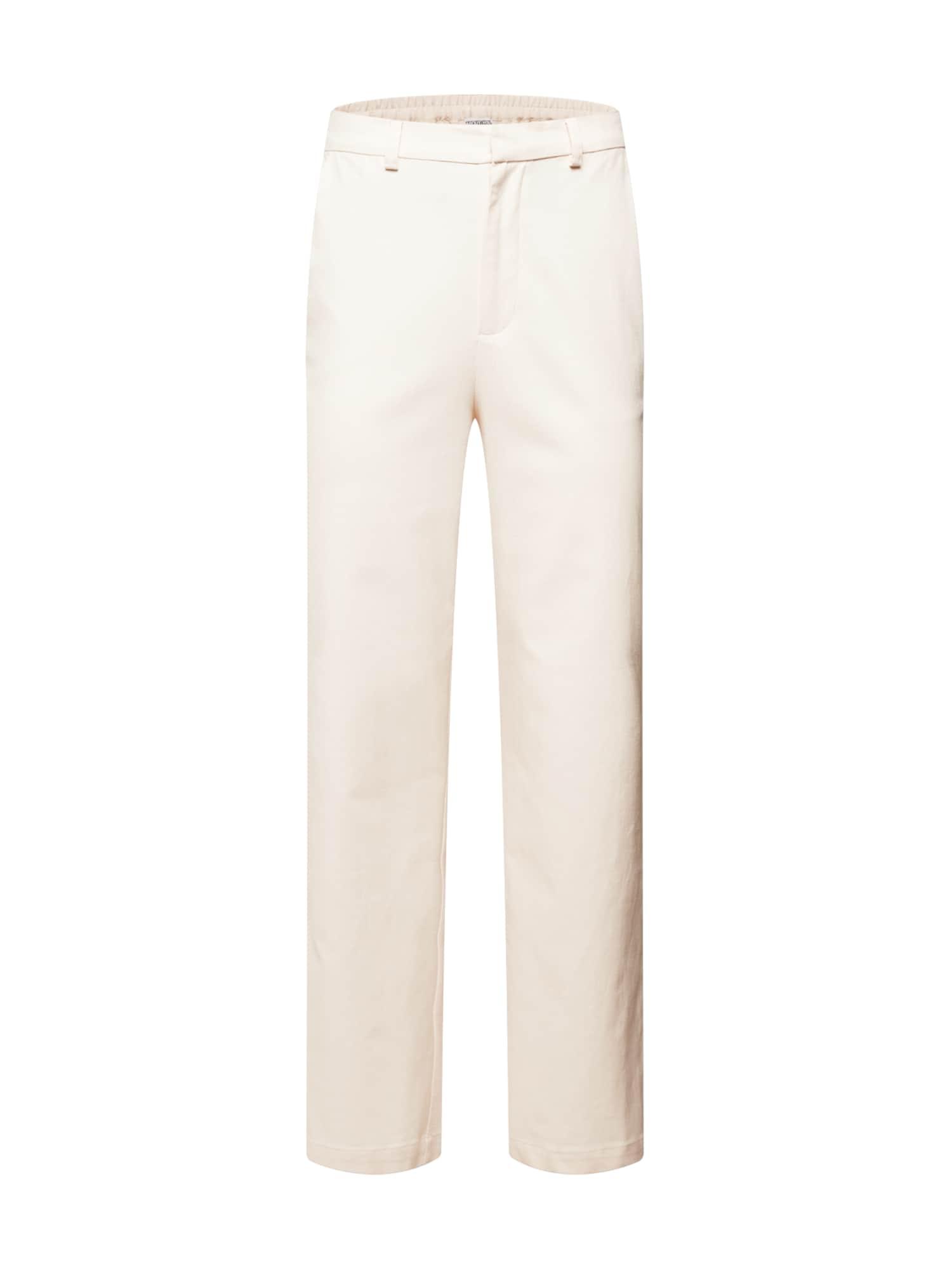 ABOUT YOU Limited Pantalon 'Mika'  - Blanc - Taille: XXL - male