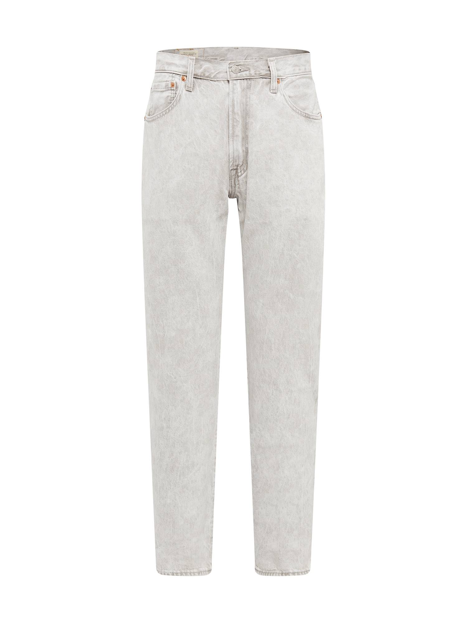 LEVI'S Jean '551 Z AUTHENTIC STRAIGHT'  - Gris - Taille: 30 - male