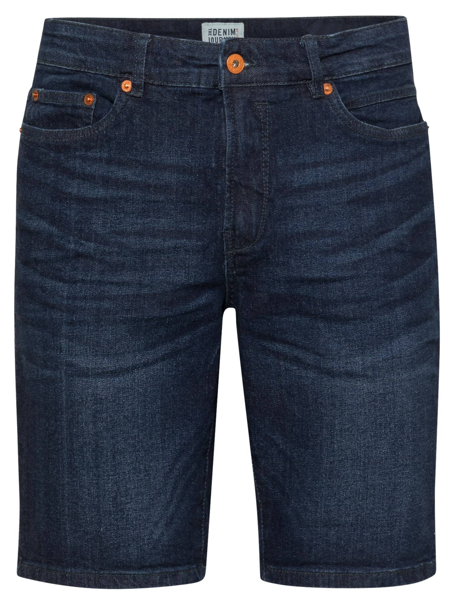 !Solid Jean 'Ryder'  - Bleu - Taille: 31-32 - male