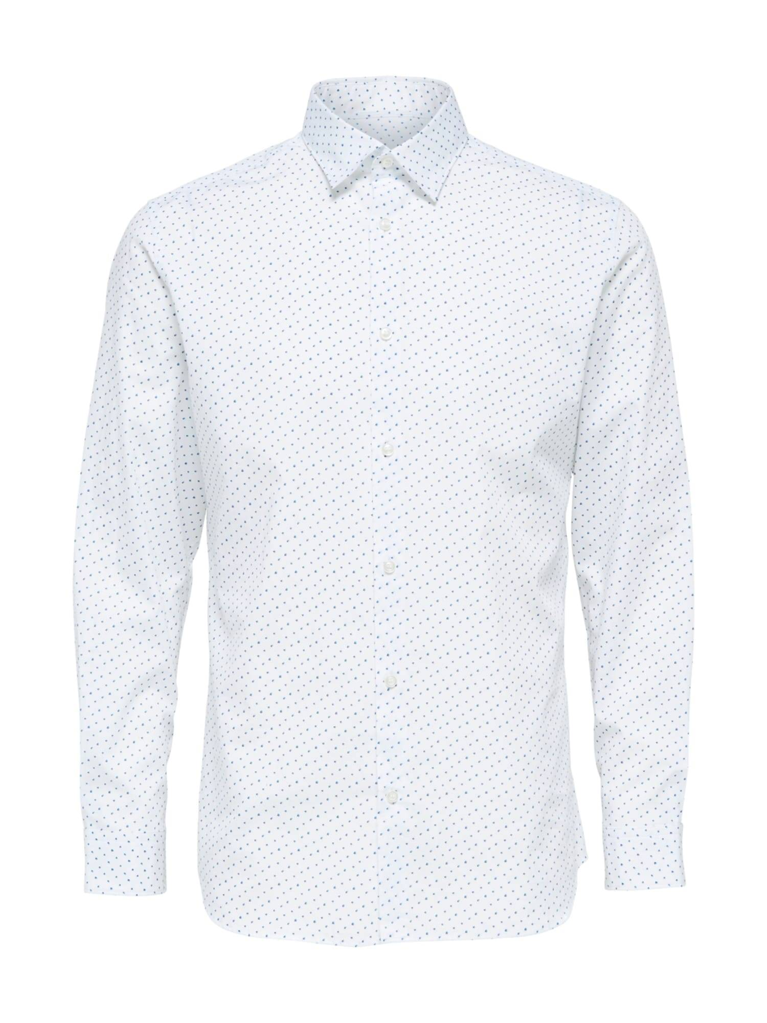 SELECTED HOMME Chemise business 'Cory'  - Blanc - Taille: M - male