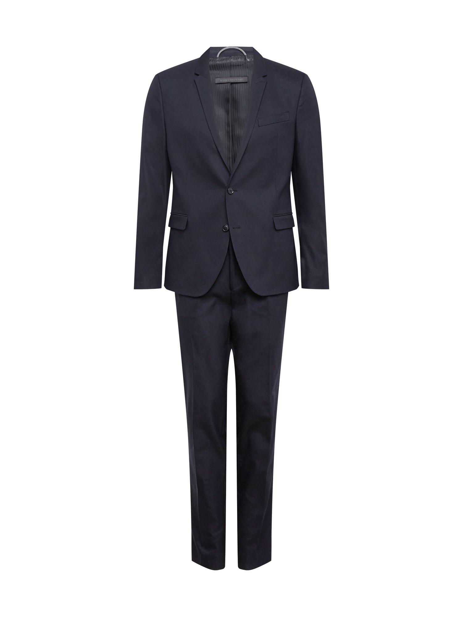 DRYKORN Costume 'Oregon'  - Bleu - Taille: 94 - male
